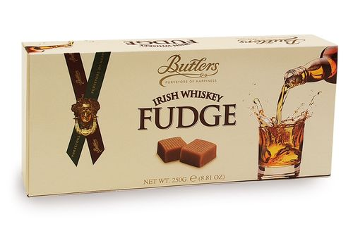 Whiskey Fudge Box, 12 Packungen mit je 250g