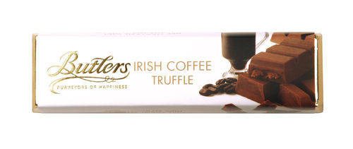 Irish Coffee Bar Schokoladen Riegel, 20 Riegel mit 75g