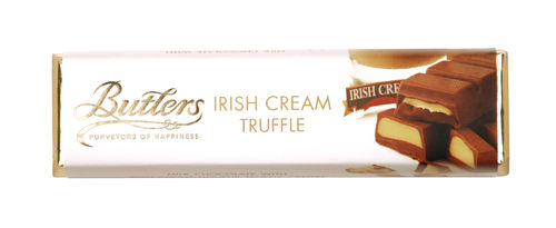 Irish Cream Bar Schokoladen Riegel, 20 Riegel mit75g
